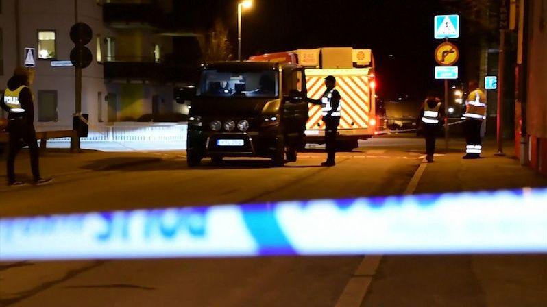 Ve Švédsku zřejmě útočil mladý Afghánec, nešlo o terorismus