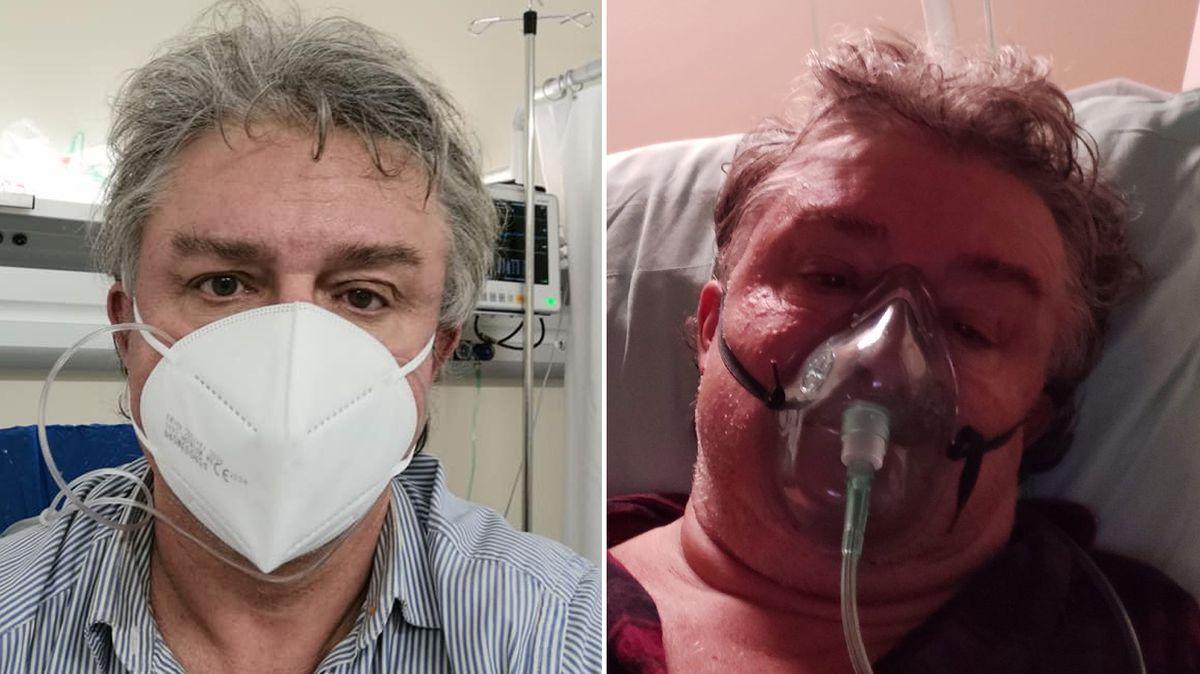 Poslanec KSČM Dolejš je s covidem v nemocnici