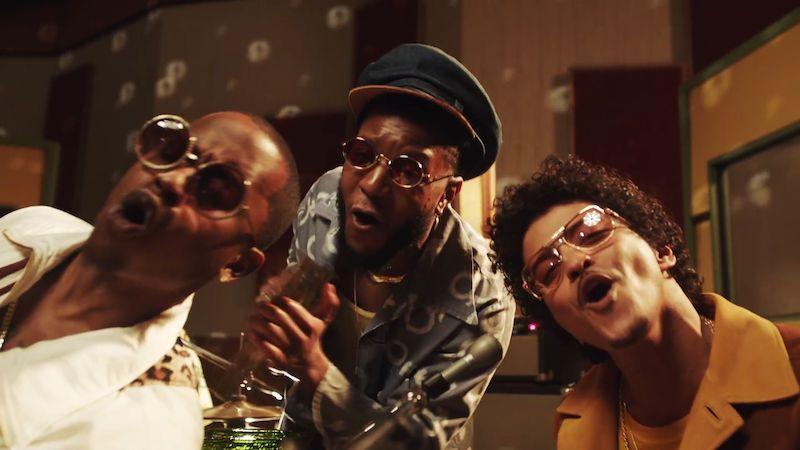 Nový Bruno Mars zachytil soulové vibrace 60. let