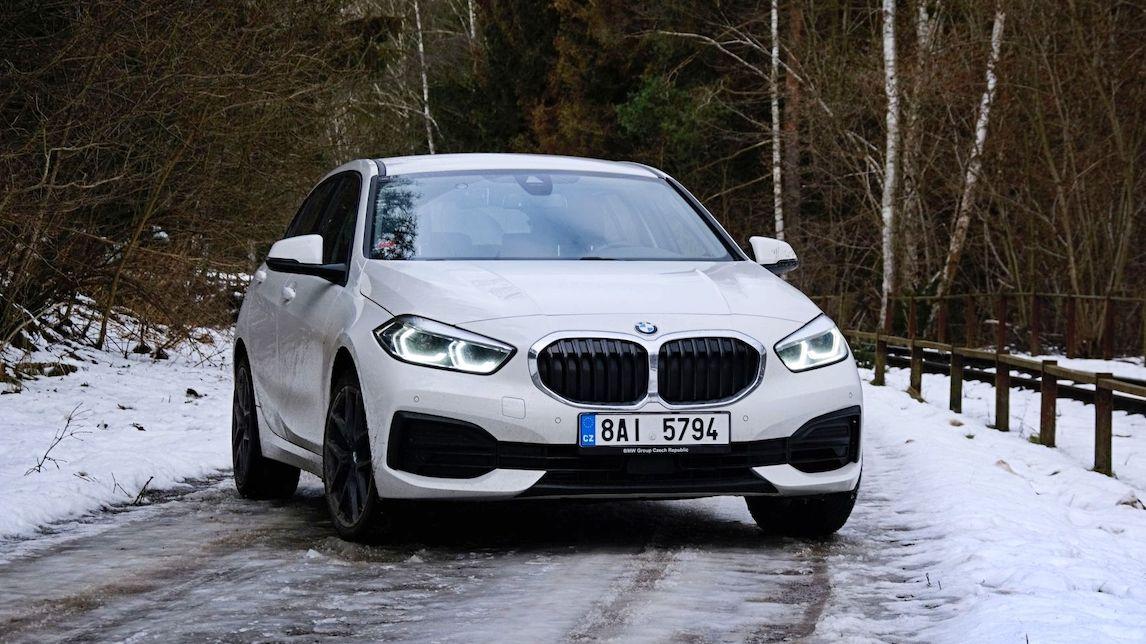 Test BMW 118i: Mrštného krtka sráží jediná věc