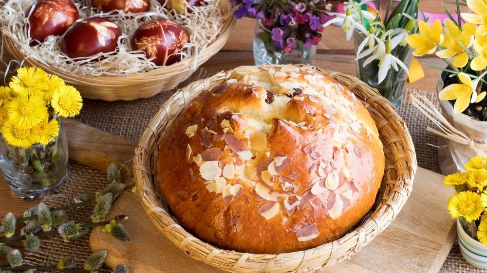 Recepty na velikonoční mazanec z různých druhů těst