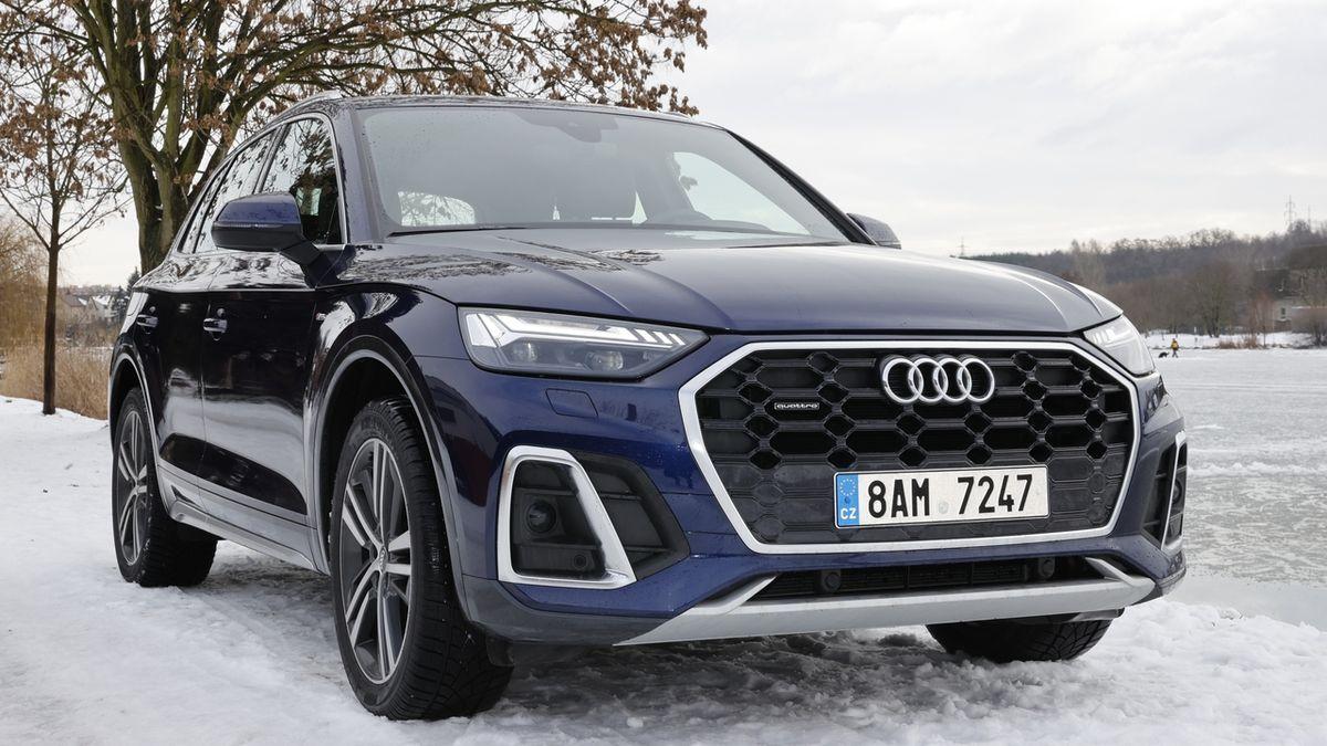 Test Audi Q5 40 TDI: Obyčejné prémiové SUV? Ve správné konfiguraci skvělé auto