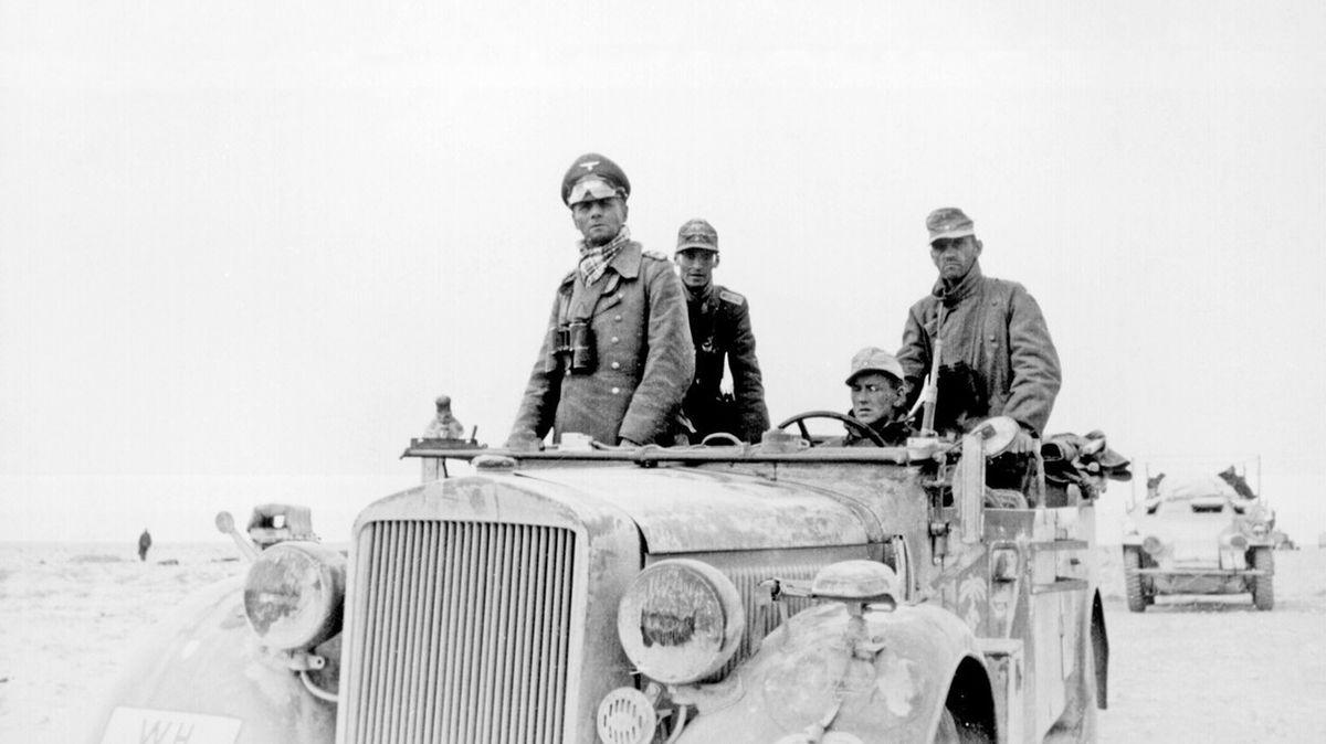 Pouštní liška Rommel a první velký úspěch Afrikakorpsu