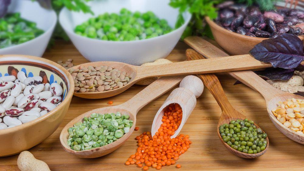 Recepty na lahodné pokrmy z luštěnin