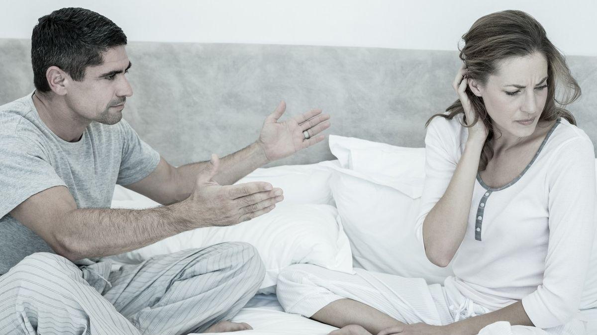 Nechoďte do postele naštvaní aneb Jak si ve vztahu nezadělávat na další potíže