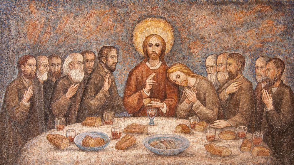 Na Zelený čtvrtek se Ježíš loučil s apoštoly. Začíná hlavní část křesťanských Velikonoc