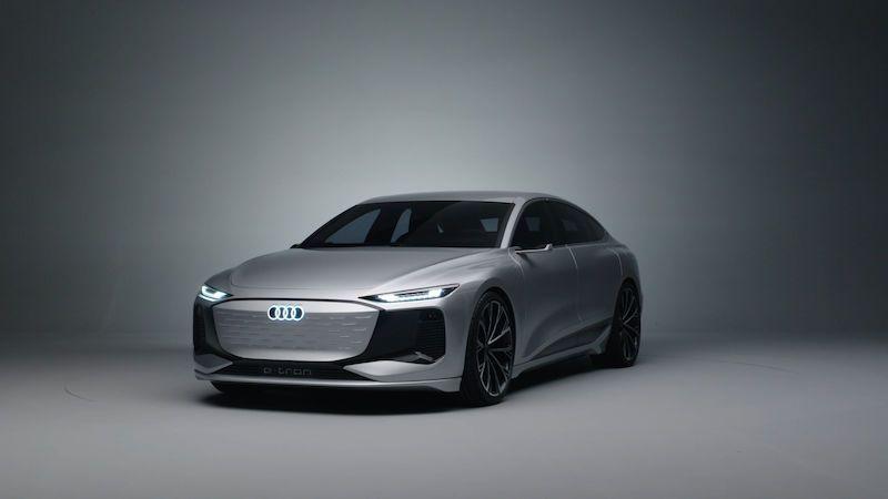 Další evropské kladivo na Teslu? Audi A6 e-tron se představuje ve formě konceptu