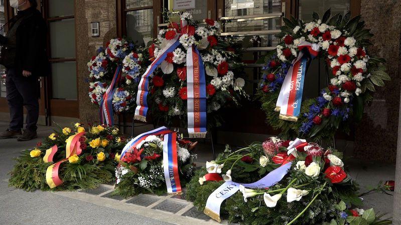 Výročí Pražského povstání připomíná několik pietních akcí