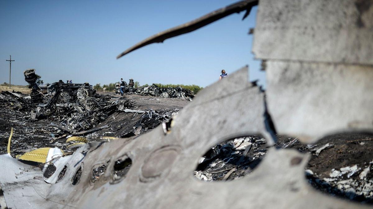 Vyšetřování tragédie MH-17: Spoléháme na Buk, tvrdí hlas na nahrávce