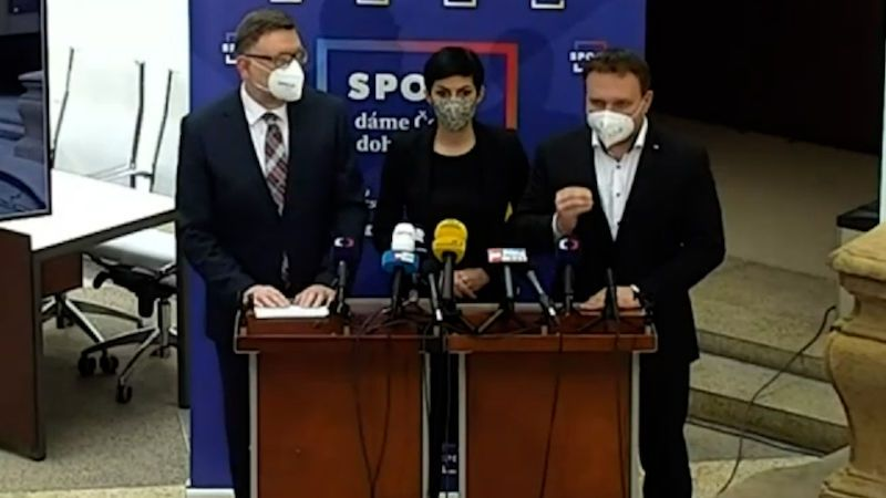 Babiš má co vysvětlovat, Hamáčkovi letadlo do Moskvy podepsal, řekl Jurečka