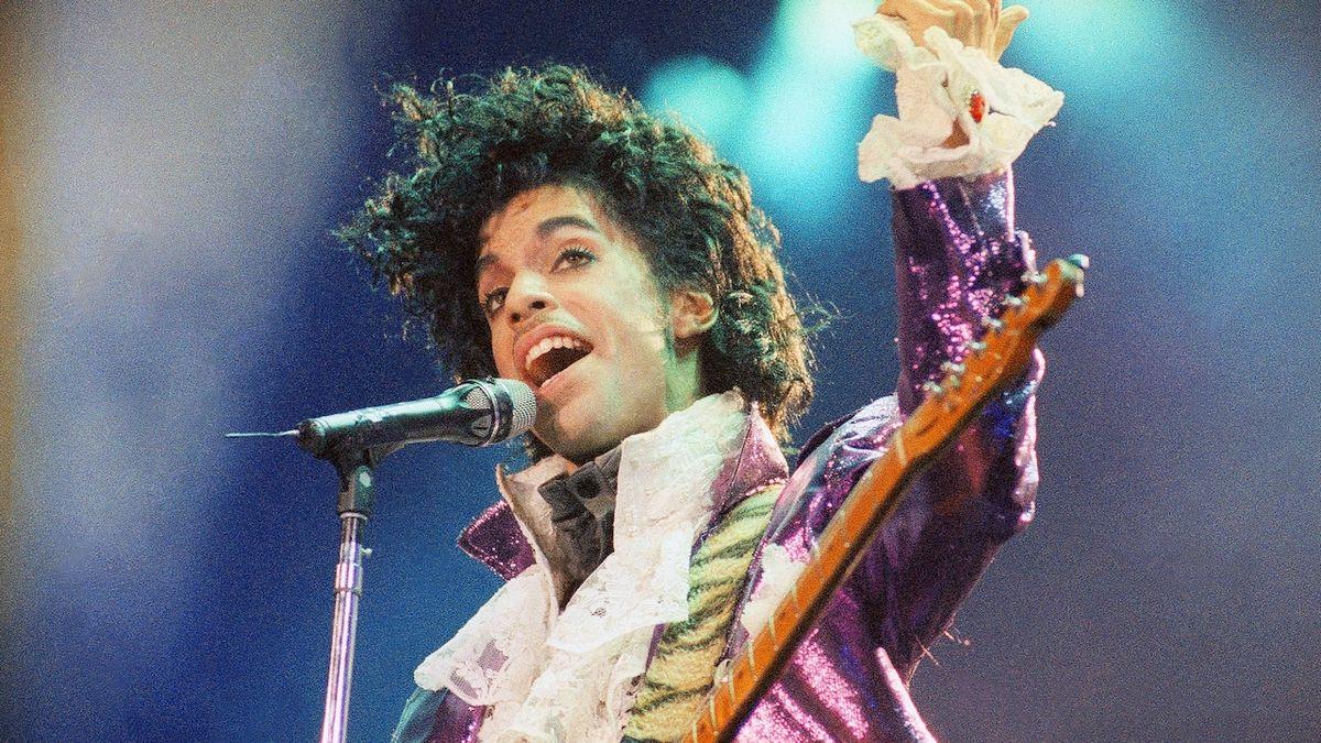 Vyjde album Prince. Jsou na něm jeho obavy i naděje