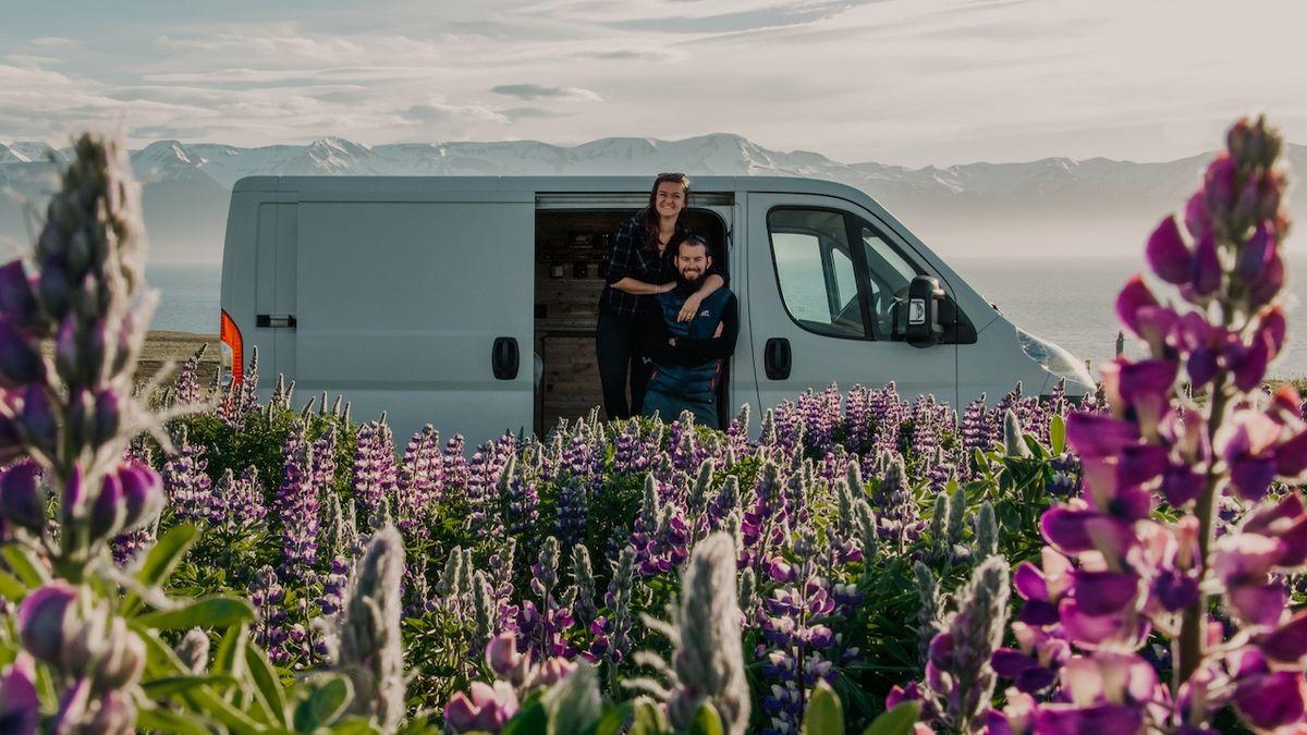 Cestovatelé Daniela a Radek: Cestování v obytném autě je vysoce návykové