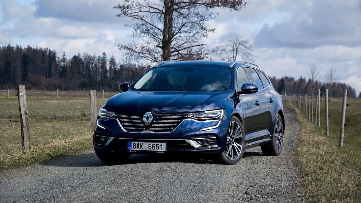 Test Renaultu Talisman po faceliftu: Příjemný cestovatel