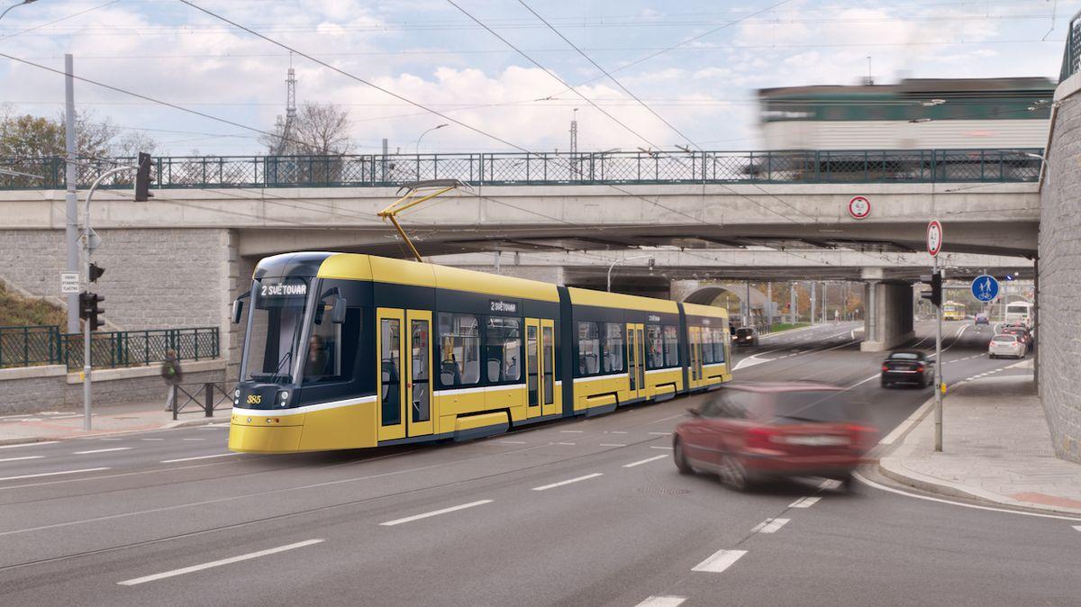 Chytrá tramvaj se obejde bez řidiče