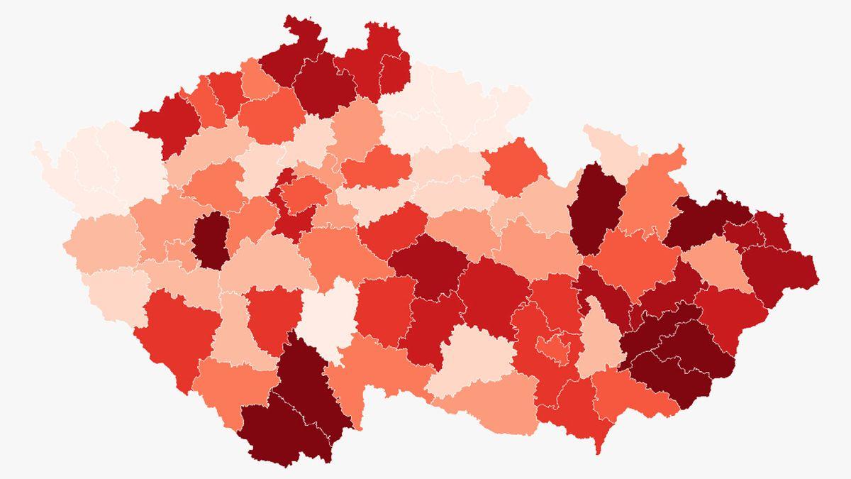 Na Novoborsku jsou dva případy indické mutace