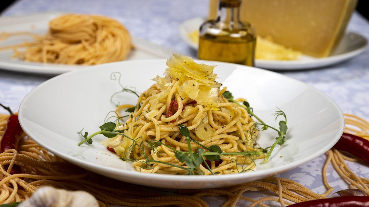 Recepty na pravé italské těstoviny