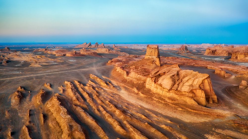 Americké Údolí smrti přišlo o prvenství. Už není nejteplejším místem planety