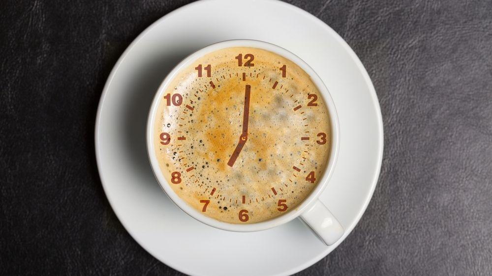 Ráno, nebo odpoledne aneb Kdy je nejefektivnější pít kávu
