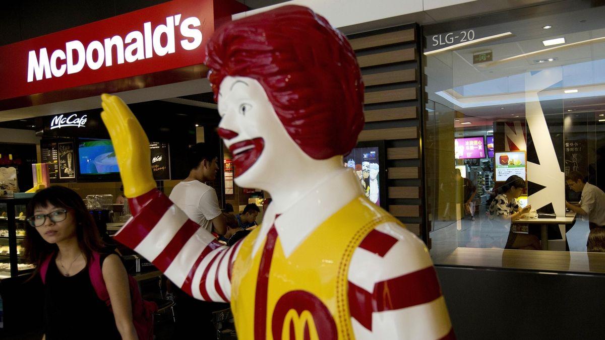 Hackeři získali data některých zákazníků řetězce McDonald's