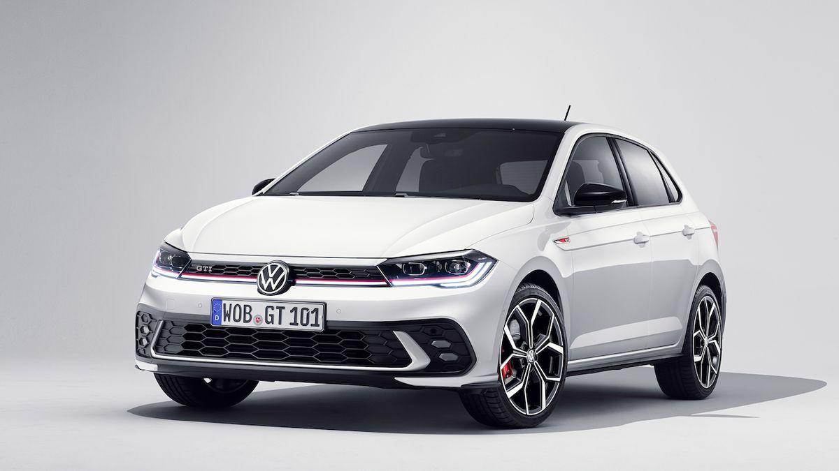 Omlazený Volkswagen Polo GTI má cenu pro český trh