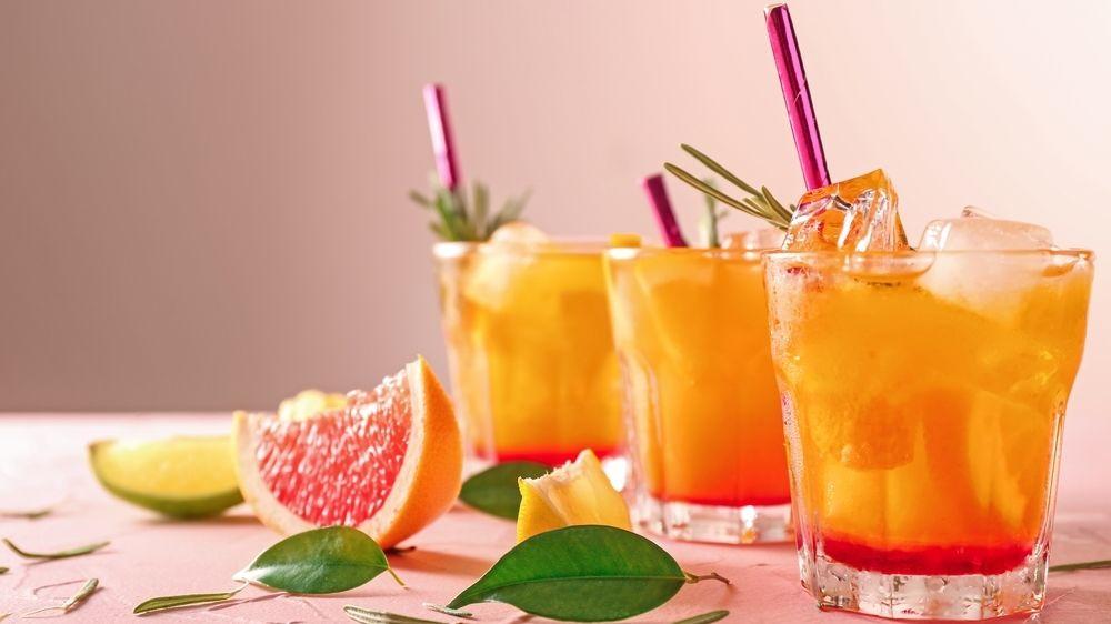 Letní osvěžující drinky