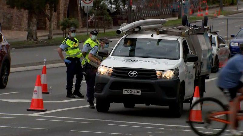 Policisté uzavřeli centrum Sydney