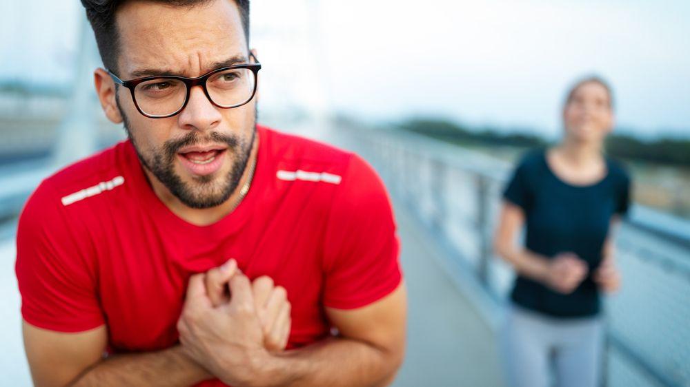 Nepřiměřené cvičení může zdvojnásobit riziko srdečních problémů