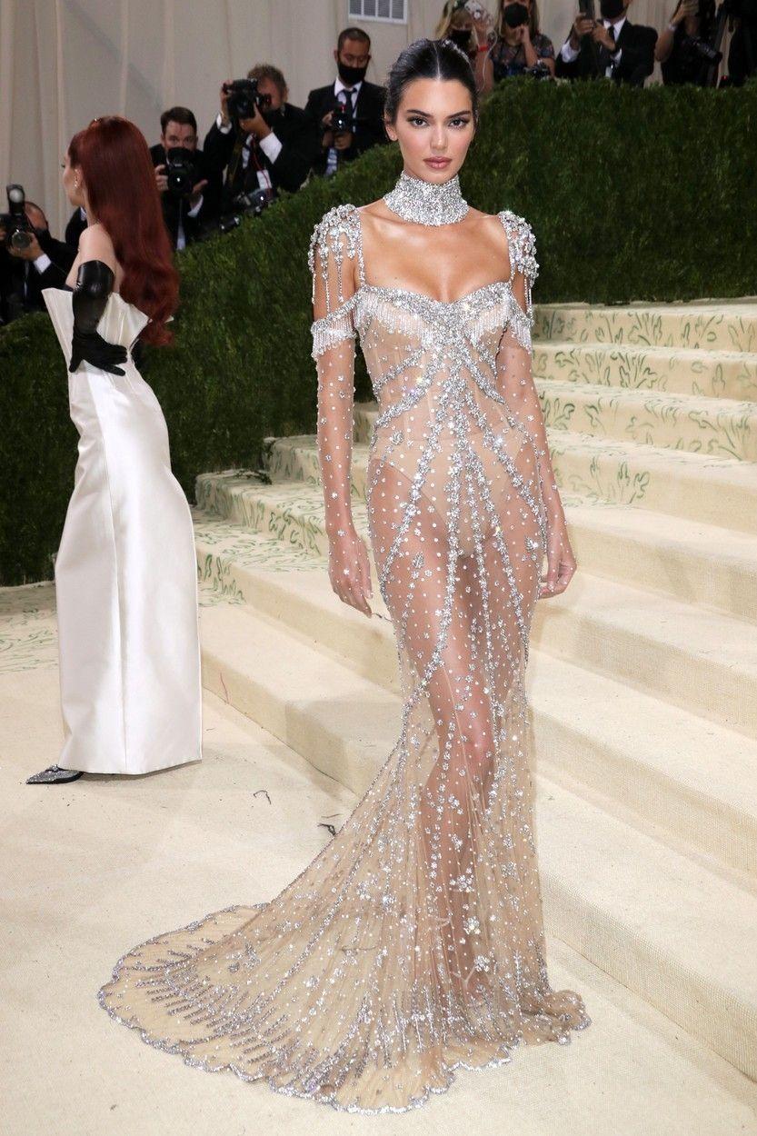Modelka Kendall Jennerová