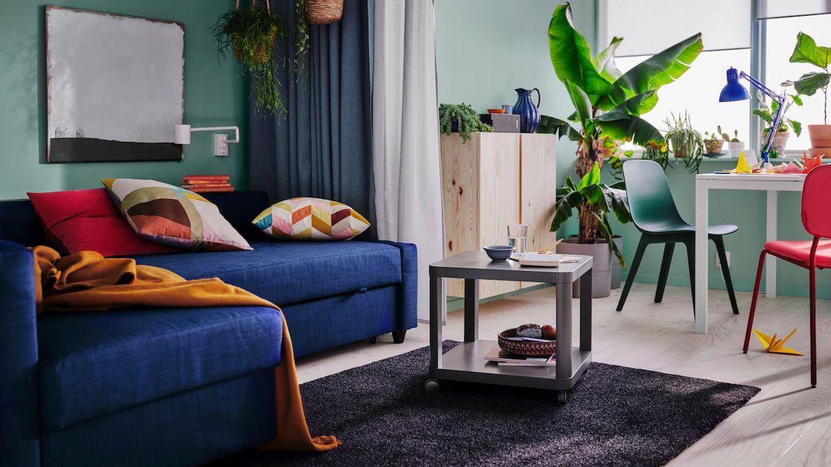 Proměna obývacího pokoje nemusí být vůbec tak drahá, jak se zdá