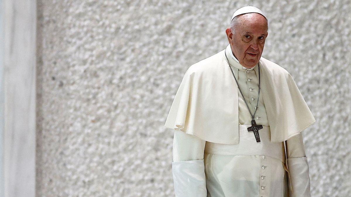 Papež poslal do římských věznic 15 000 nanuků