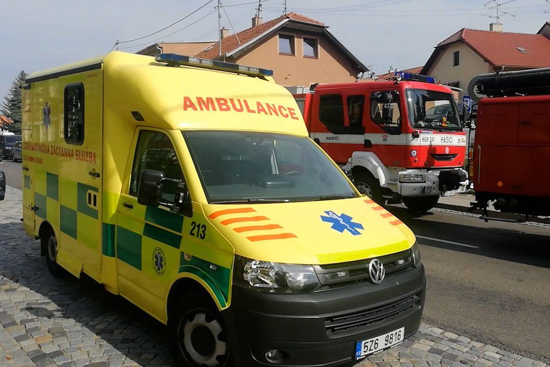 Výbuch v domě v Koryčanech nastal při zásahu hasičů