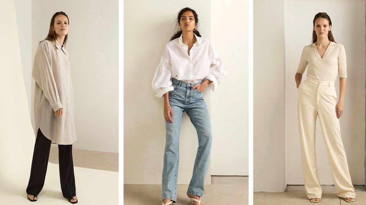 Základy šatníku: Elegantní halenky