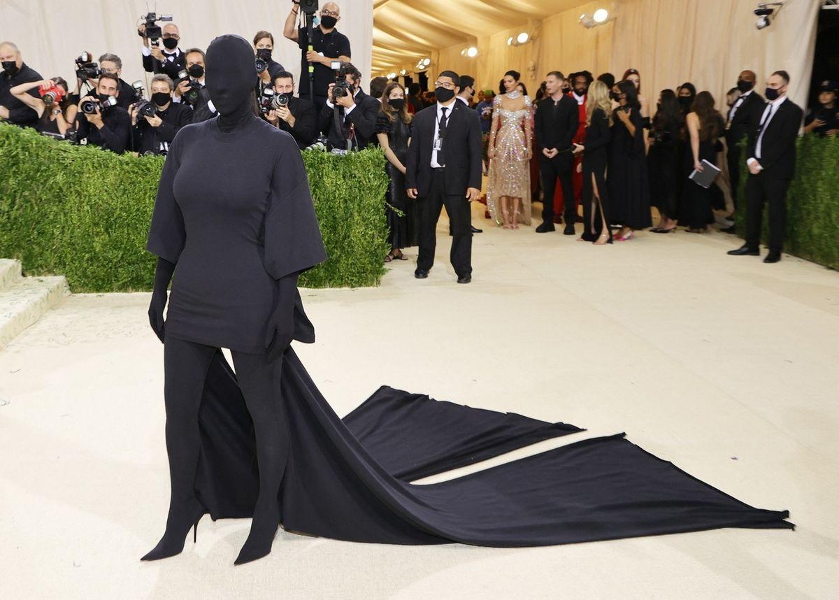 Televizní osobnost Kim Kardashianová