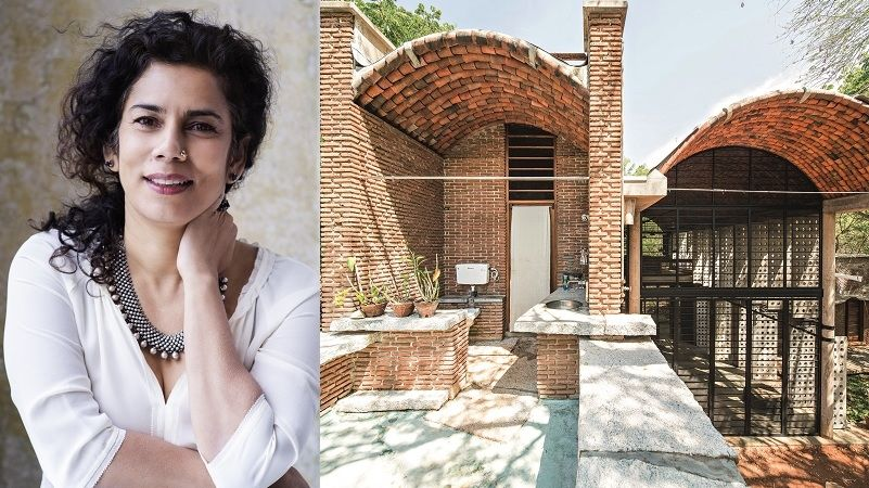 Tvorba Indky Anupamy Kundoo je zářným příkladem udržitelné architektury