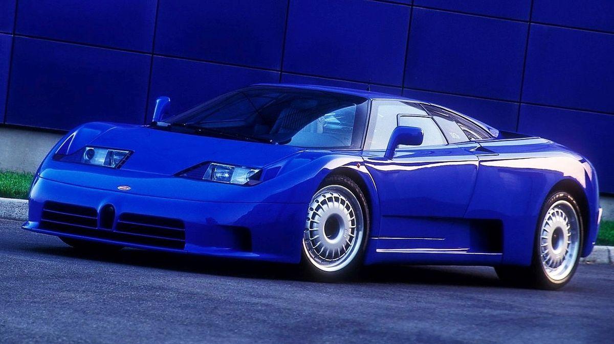 Bugatti slaví dvě velká výročí: Narození zakladatele a znovuzrození značky