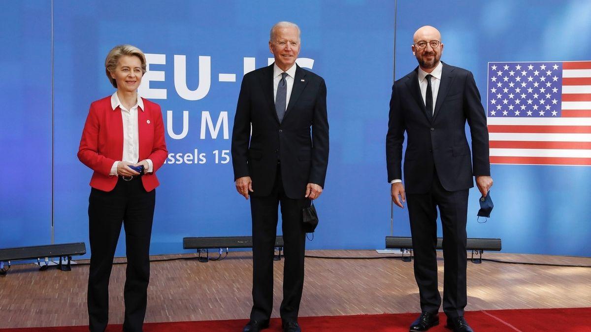 Evropská unie považuje Bidenovo chování za zradu
