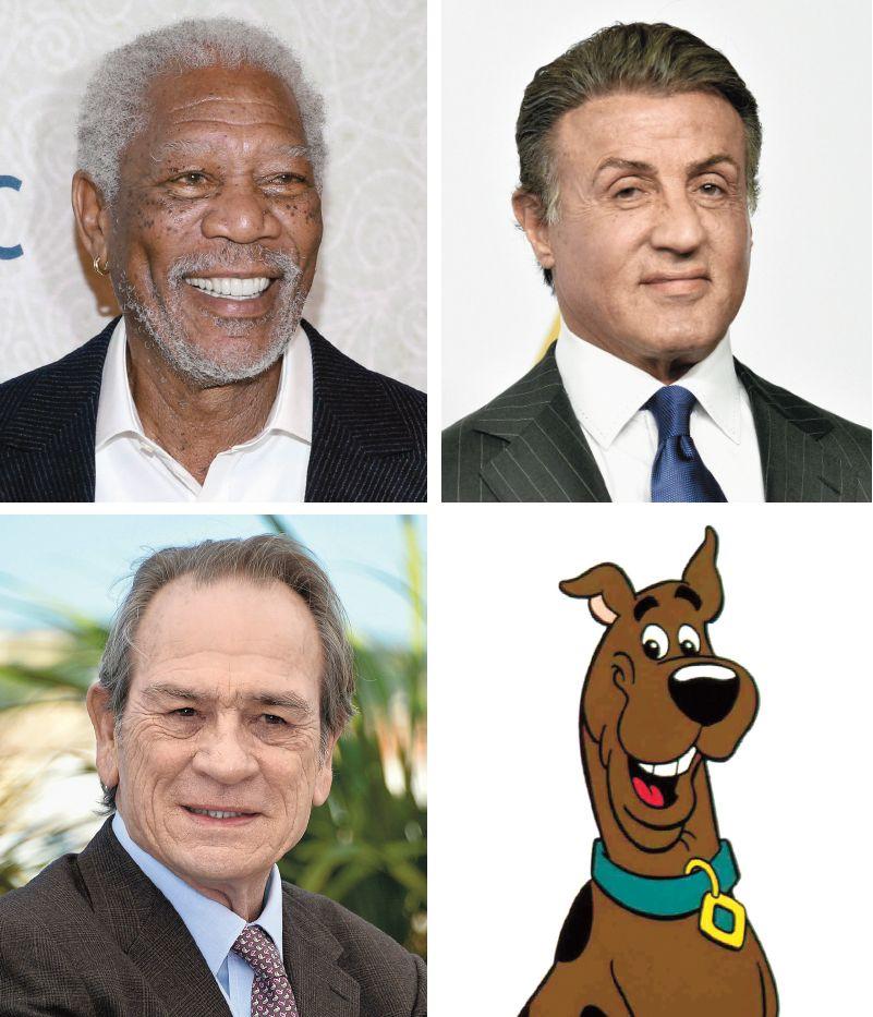 Co mají společného Morgan Freeman, Sylvester Stallone, Tommy Lee Jones a pes Scooby? Přece hlas Pavla Rímského!