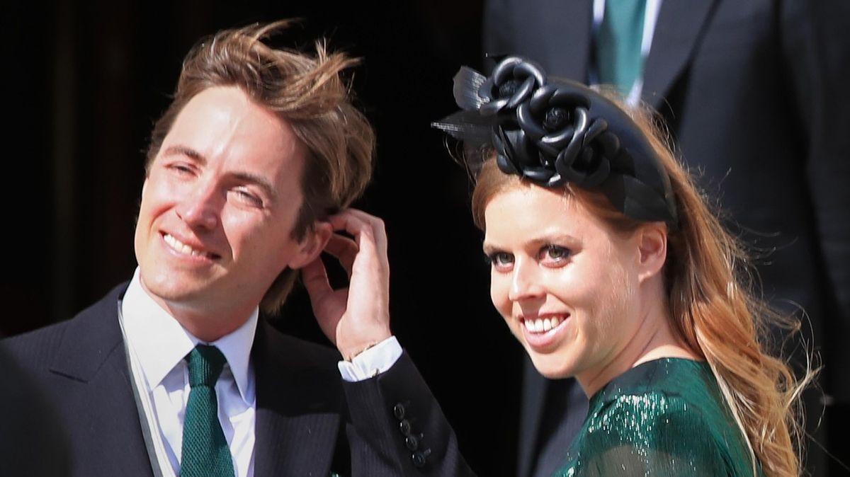 Královna Alžběta II. má další pravnouče. Princezna Beatrice porodila holčičku