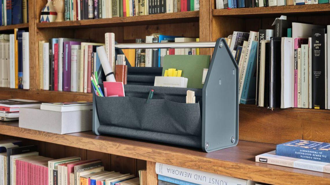 Locker Box navrhl pro Vitru Constantin Grcic.