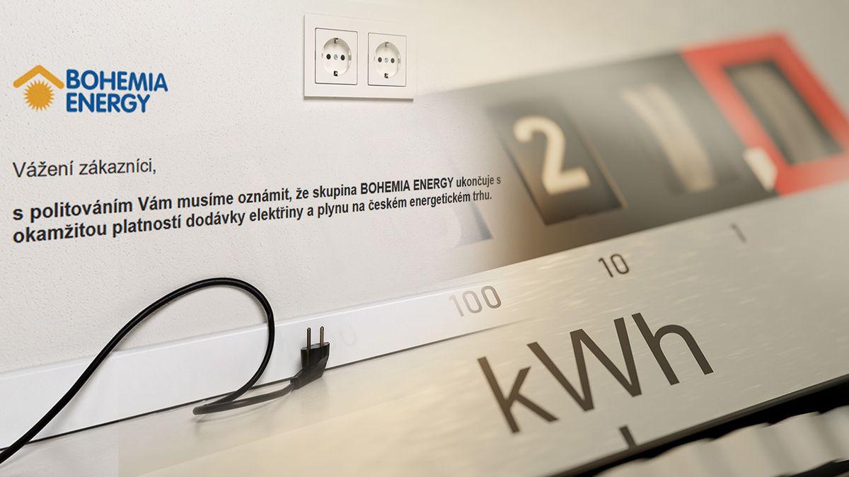 Bohemia Energy končí