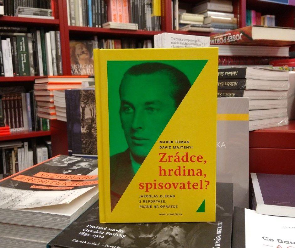 Marek Toman, David Majtenyi: Zrádce, hrdina, spisovatel?