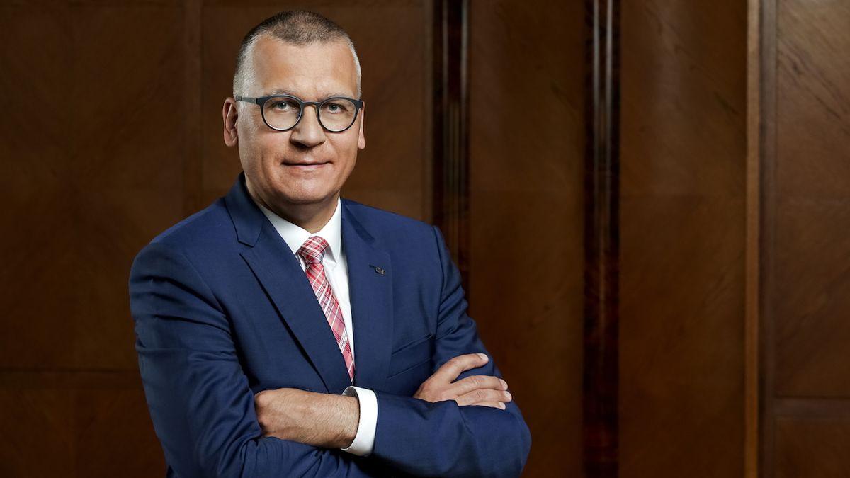 Viceguvernér ČNB Marek Mora: Úroky jsme museli zvednout, inflace poroste
