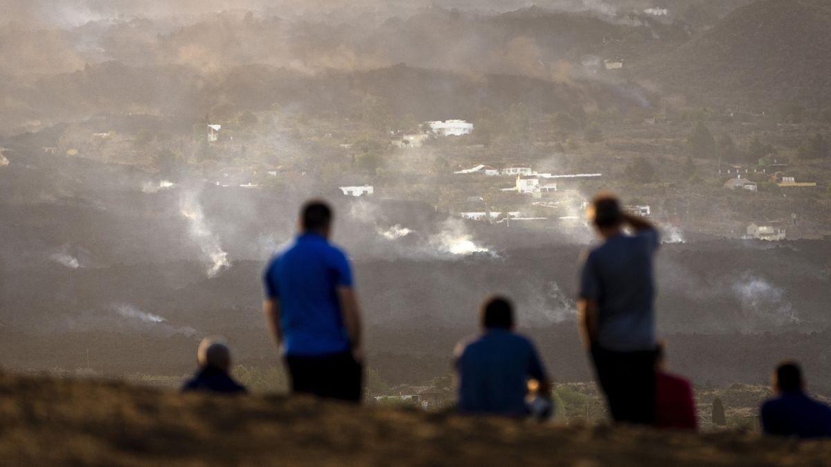 Letiště na ostrově La Palma kvůli sopce ruší všechny lety