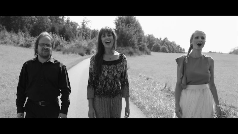 Skupina Antikvartet představuje klip ke spirituálu Desatero z aktuálního alba