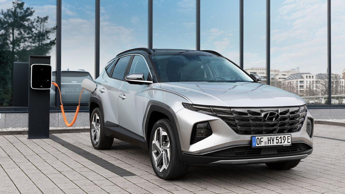 Hyundai představuje nový Tucson s plug-in hybridním pohonem