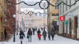 Výhled počasí: Na Vánoce se mírně ochladí