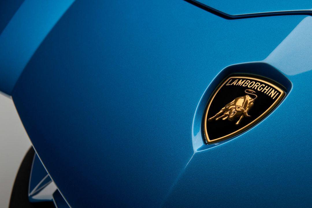Lamborghini (Ilustrační foto)