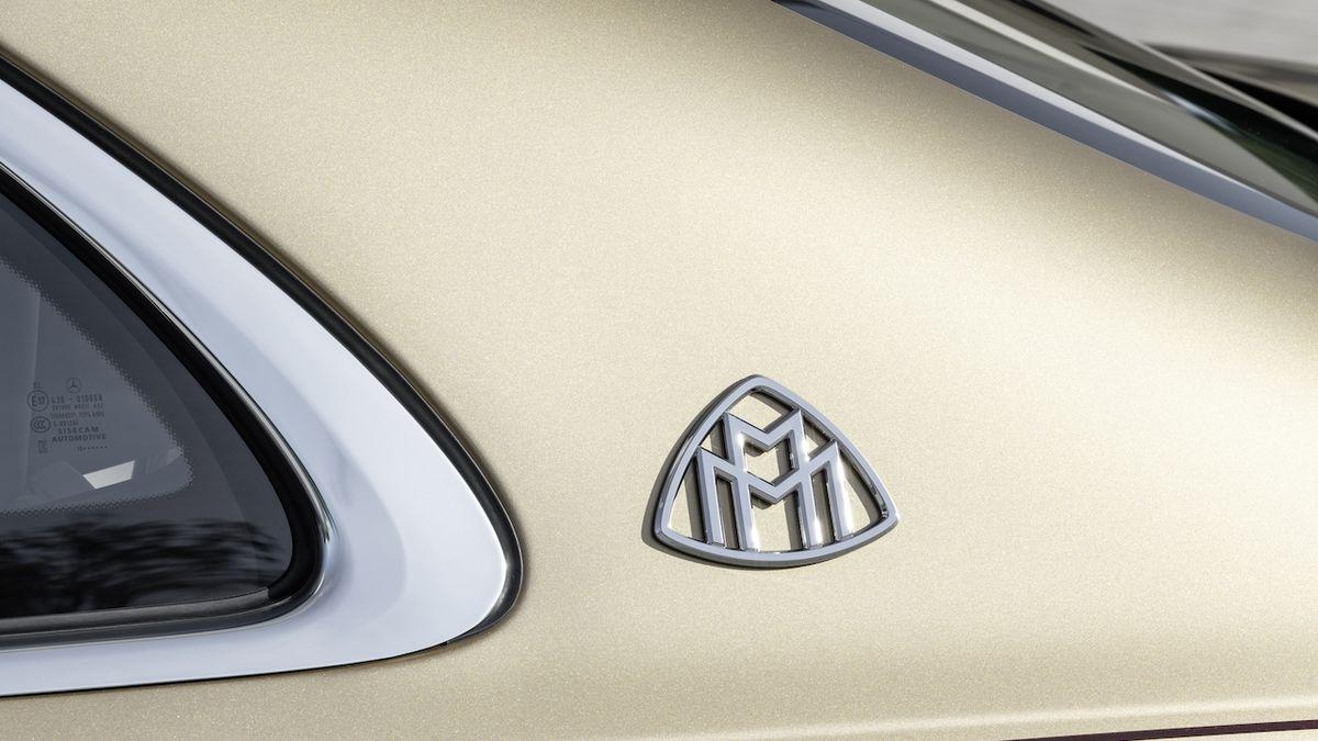 Mercedes-Maybach třídy S