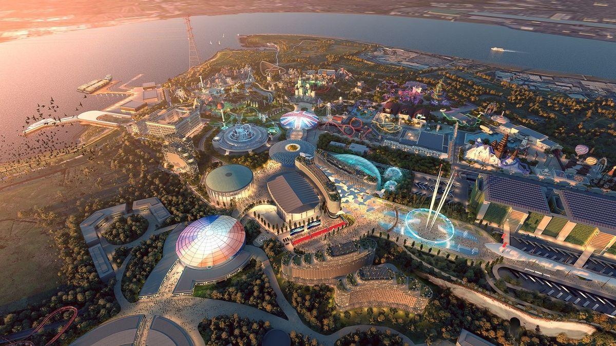 Britská odpověď na Disneyland? U Londýna má vyrůst obří zábavní park