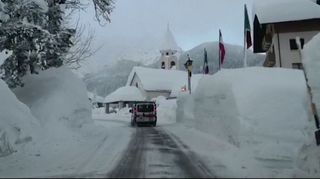 Evropu zasáhlo sněžení: Španělsko čelí sněhové bombě, Česko se nadílky dočká taky